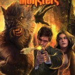 Small Town Monsters Novel by Craig Nybo