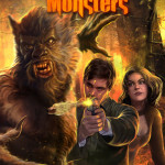 Craig Nybo, Small Town Monsters, werewolfs, monsters, scary horror book, werewolf book, werewolf novel