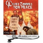 Craig Nybo, Novel, Allied Zombies for Peace, Audiobook, audio book