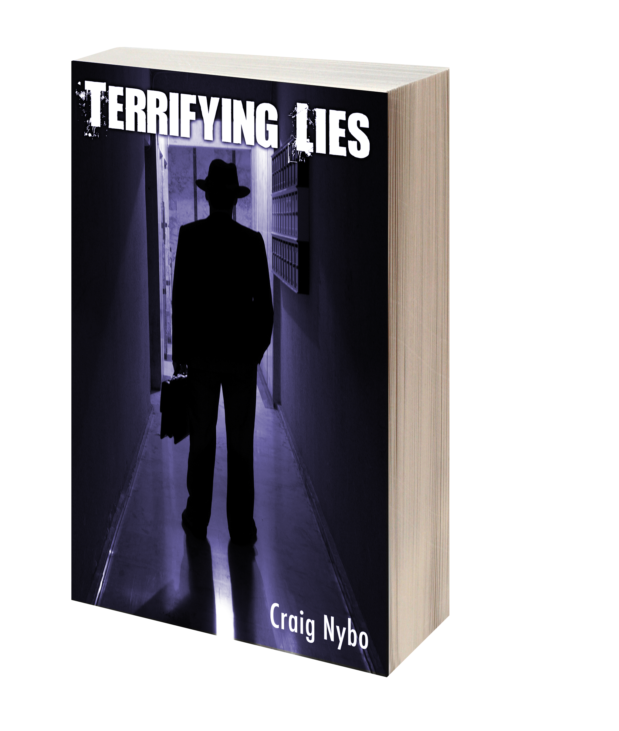 Book - Terrifying Lies