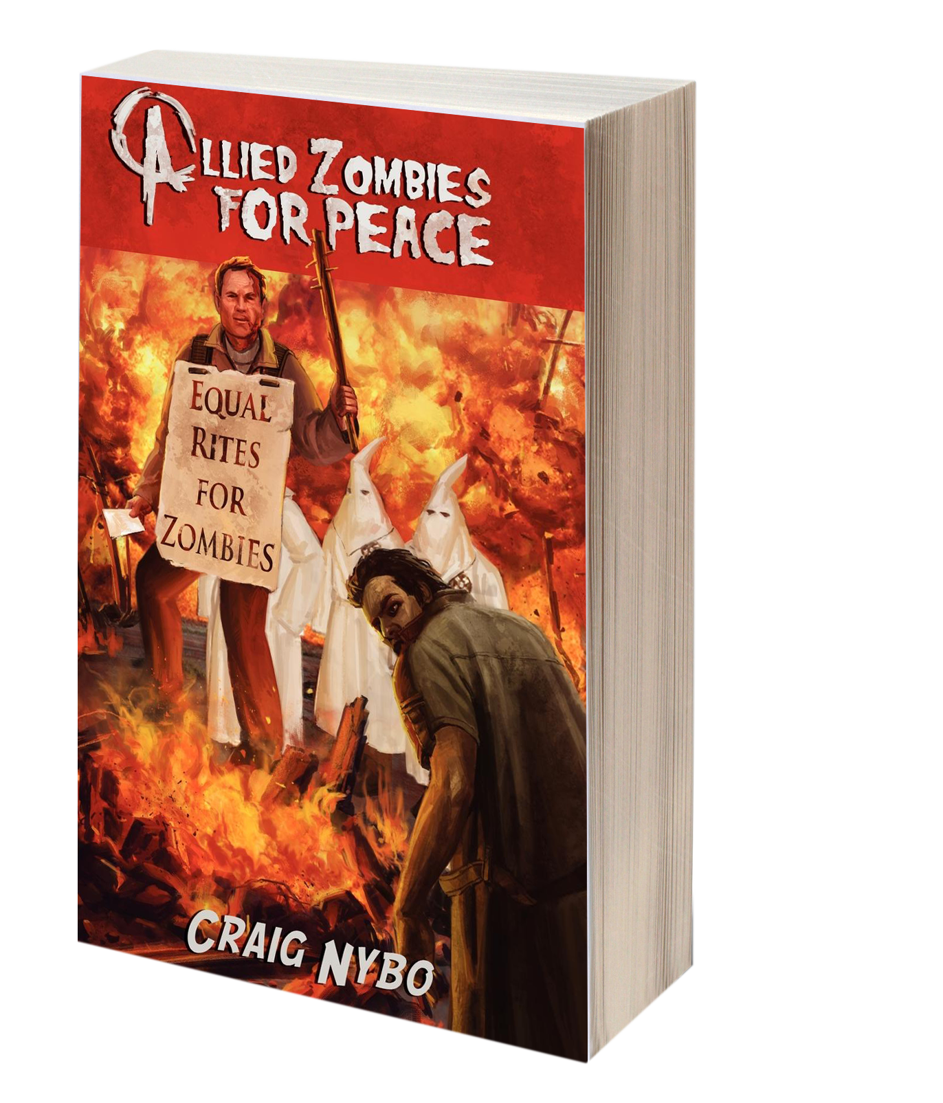 Book - Allies Zombies for Peace