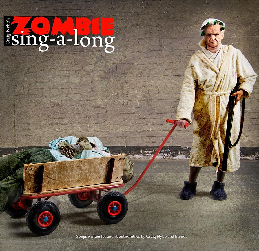 CD - Craig Nybo: Zombie Sing-a-Long